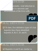 Hepatitis a and b