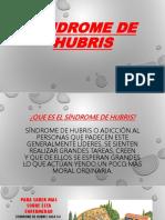 Sindrome de Hubris