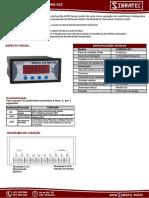Voltimetro Digital Sibratec (2)