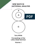 New Ways in Transactional Analysis (White T.).pdf