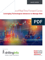 The Importance of Real Time Forward Curves