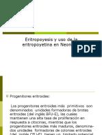 Eritropoyesis y Uso de La EPO en Neonatos