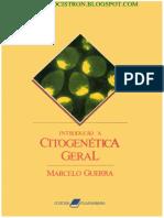 Introdução à Citogenética Geral - Marcelo Guerra - Editora Guanabara Koogan