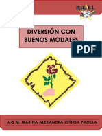 Especialidad de Diversion Con Modales