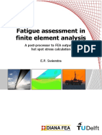 MSc Thesis E.P. Swierstra - Fatigue Assessment in Finite Element Analysis
