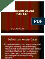 Geomorfologi Pantai Konsep Dasar1