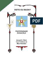 01 - Cristo Ou Buda - Annet C. Rich - Prefacio - Introducao