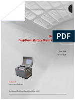 User Manual ProfiDrum RDF en 2.0