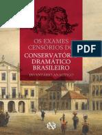 os exames censórios do Conservatório dramático.pdf