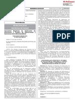 Aprueban Régimen de Aplicación de Sanciones y Cuadro de Infracciones y Sanciones de la Municipalidad