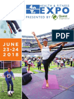 2018 Health and Fitness Expo