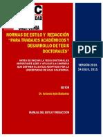 MANUAL DE Estilo y Redacción, 2015..pdf