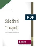 Piubat_2016_subsidios Al Transporte Marcelo Gonzalvez - Nov 2016
