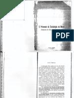 4. Ramos,g. - o Processo Da Sociologia No Brasil