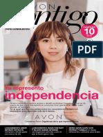 Avon Contigo c1018