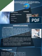Diapositiva de Marketing