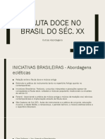 Flauta Doce No Brasil Do Séc