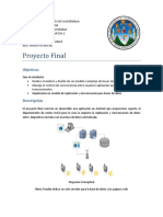 Proyecto Final 2014