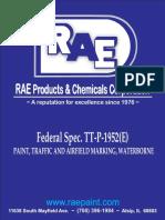 Norma Federal Spec TT-P-1952E