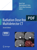 Radiation Dose From Multidetector CT Thomas Flohr 2012