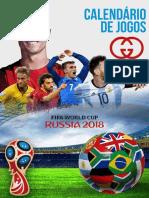 Calendario Copa 2018 Grupo Govind