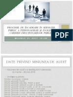 Misiunea de Audit Intern MRU 18.06.18