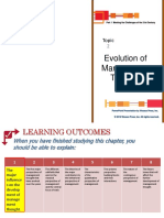 Edited Topic 2 Evolution of Management Thought