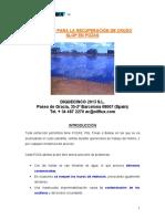 Proyecto Para La Recuperacion de Crudo Slop en Pozas