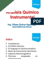 CLASE 01 - Fundamentos de Química Analítica Instrumental