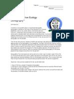 Human_Population_Demography_Lab