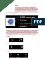Parte Informe Especial de Estructura Atomica
