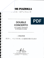 Piazzolla Double Concerto