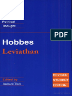 [Cambridge Texts in the History of Political Thought] Thomas Hobbes (Author), Richard Tuck (Editor) - Leviathan_ Revised student edition (1996, Cambridge University Press).pdf
