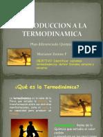 Introducción a La termodinamica