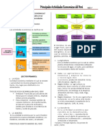 Principales Actividades Economicas Del Perú