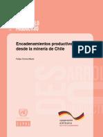 Encadenamientos Productivos Desde La Minería en Chile