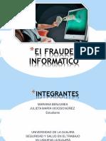 Fraude Informatico