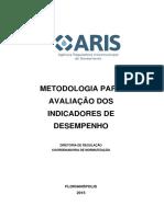 Metodologia Para Avaliacao Dos Indicadores de Desempenho consulta Publica