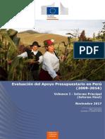 Evaluacion AP Peru2009 2017