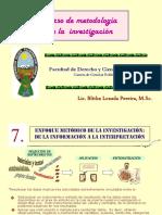 7 Información e Interpretación
