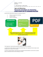 Tema N°3-Planeación Estratégica de Marketing