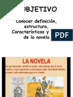 La Novela - Estructura y Características