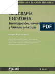 Joaquín Prats (Coord), GEOGRAFIA E HISTORIA, Investigación, Innovación y Buenas Prácticas-Copiar