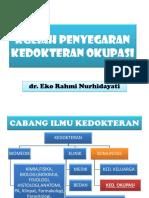 3. Kuliah Penyegaran Okupasi Dr Eko