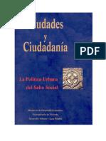 Politica Urbana Del Salto Social