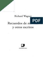 Wagner - Recuerdos de mi vida y otros escritos.pdf