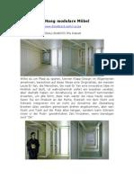 Hang modulare Möbel-de
