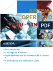 1era Clase Linux Basico