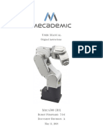 Meca500 R3 User Manual
