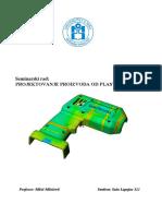 Projektovanje Delova Od Plasticnih Masa